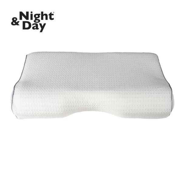 Ergonomisk pude med viskoelastisk skum fra Nigh & Day