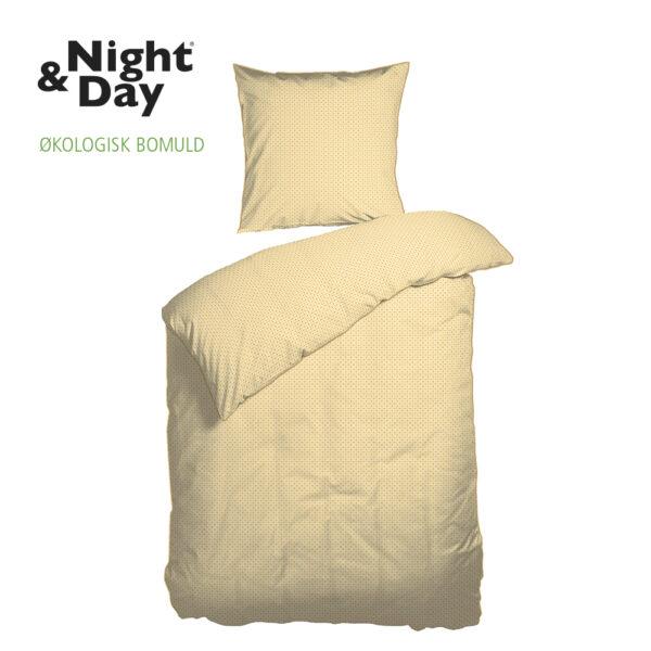 Økologisk børnesengetøj fra Night & Day