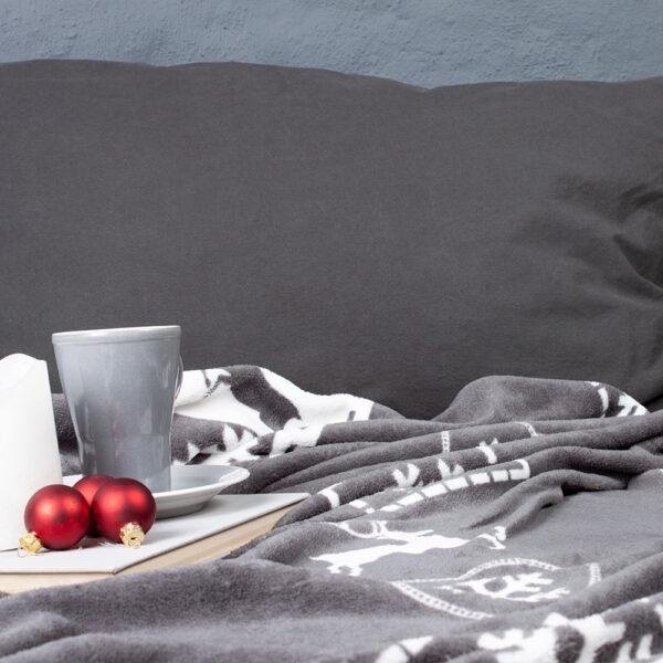 Juleplaid - Arctic & Nordisk Tekstil