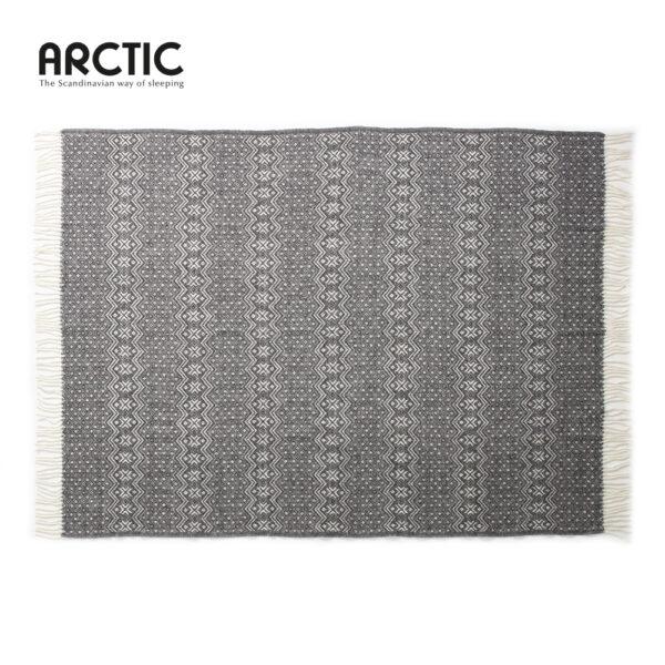 Uldplaid fra Arctic