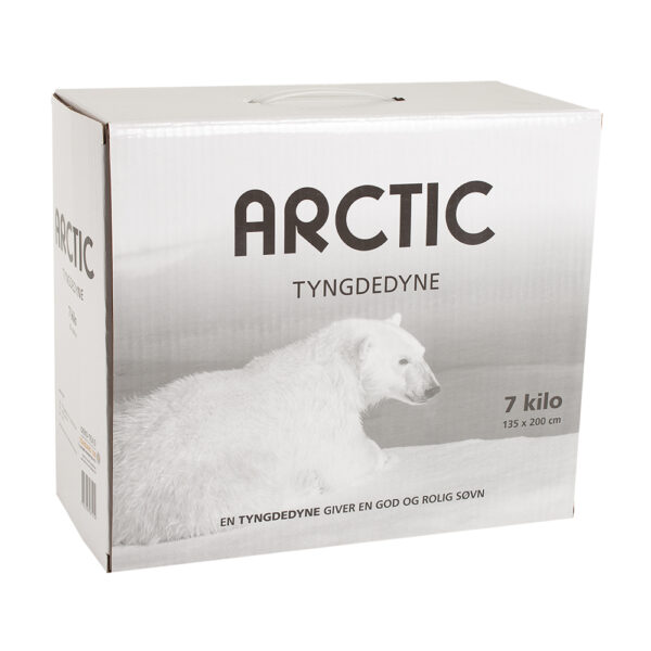 Tyngdedyne ARCTIC