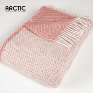 Uldplaid Diamond fra Arctic