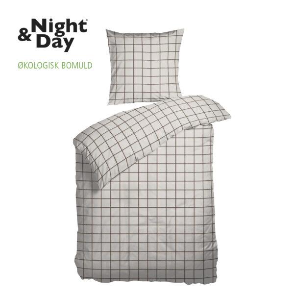 Økologisk sengesæt Newport fra Night & Day