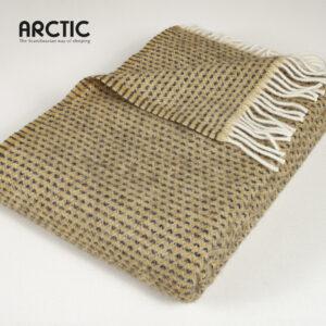 Uldplaid Saxo fra Arctic