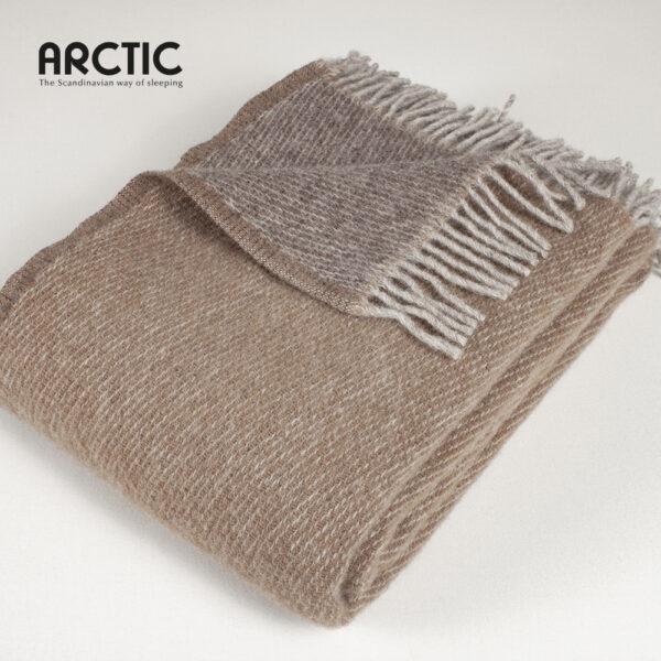 Uldplaid Viva fra Arctic