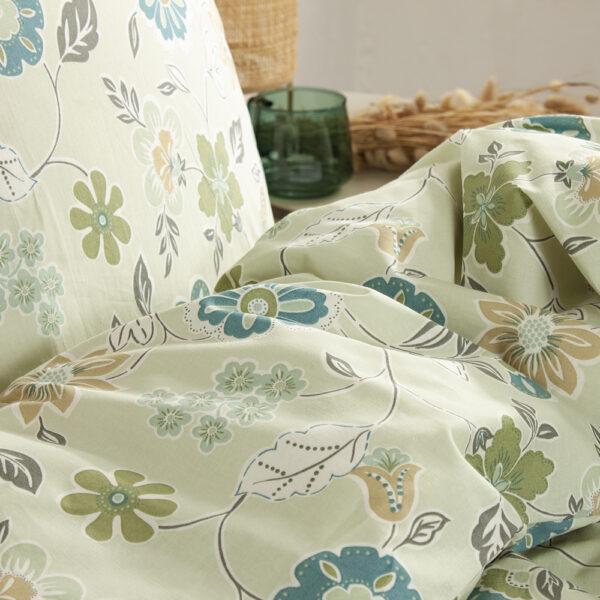 Sengesæt Delhi fra Nordisk Tekstil