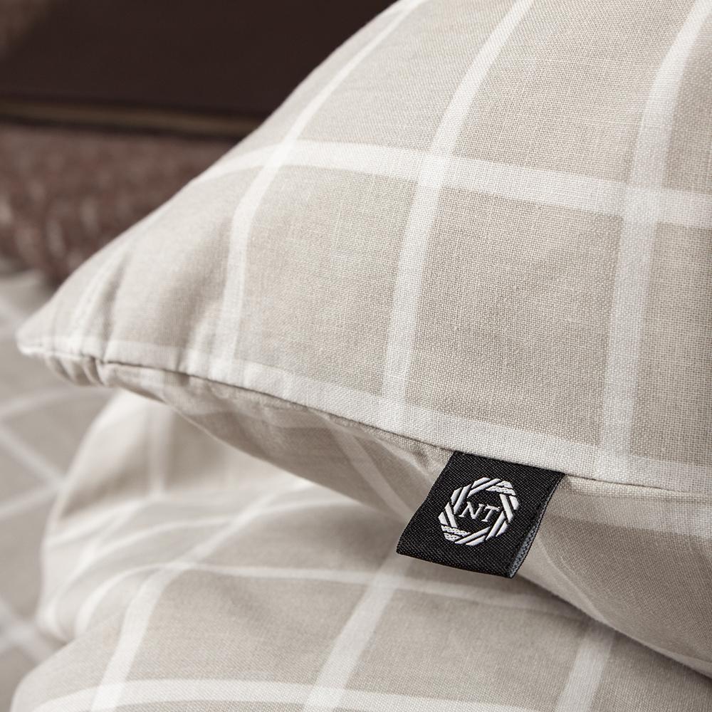 Økologisk sengesæt ANKER fra Nordisk Tekstil