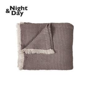 Plaid Carisma fra Night & Day