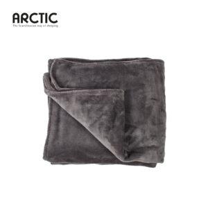 Mikrofiberplaid Solo - ARCTIC