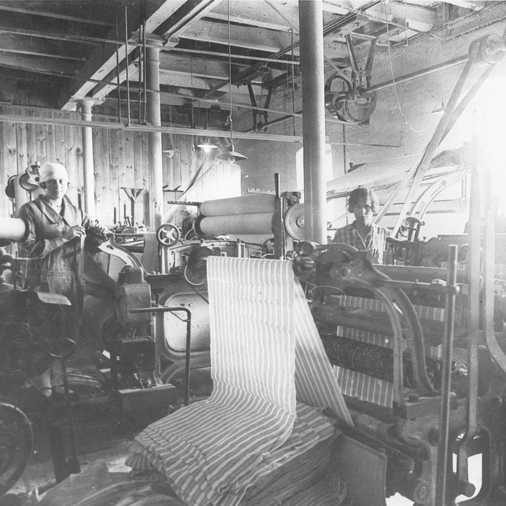 Nordisk Tekstil væveri